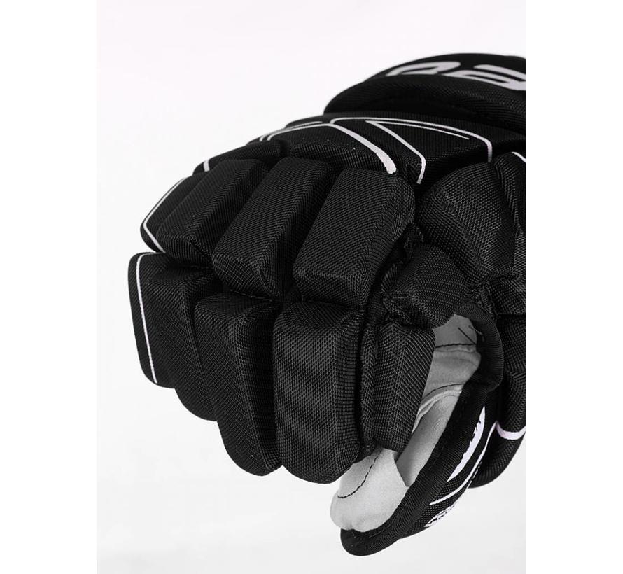 Ijshockey handschoenen reparatie tips.